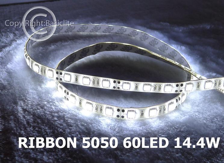 LED RIBBON 60LED 72W(WH)/Code: 4-11-00001