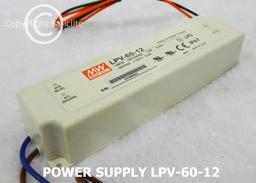 PS-LPV-60-12V / Code: 3-21-00007