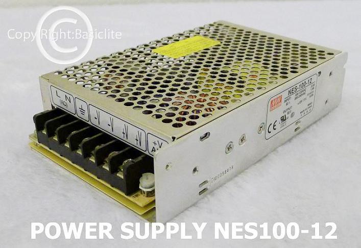 PS-SE100-12V / Code: 3-21-00003