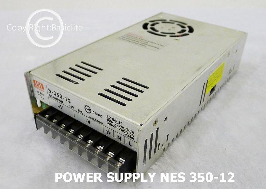 PS-LRS350-12V / Code: 3-21-00005