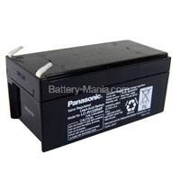 SLA Battery LC-R123R4P PANASONIC 12V 3.4AH