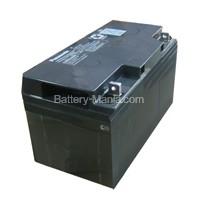 SLA Battery LC-P1265NA PANASONIC 12V 65AH