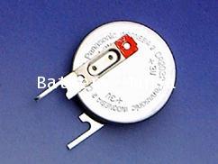 ถ่านกระดุม Panasonic CR2032/VBN 3V 1 ก้อน ออกใบกำกับภาษีได้
