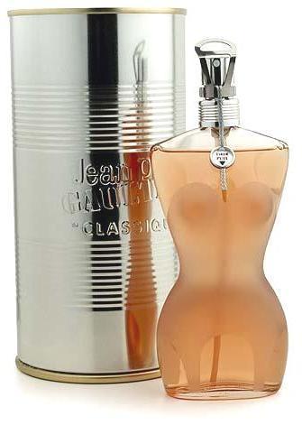 Jean Paul Gaultier classique women EDT 100 ml.