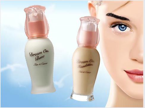maycheer Dream On Foundation Slim  Cover SPF 22 PA
