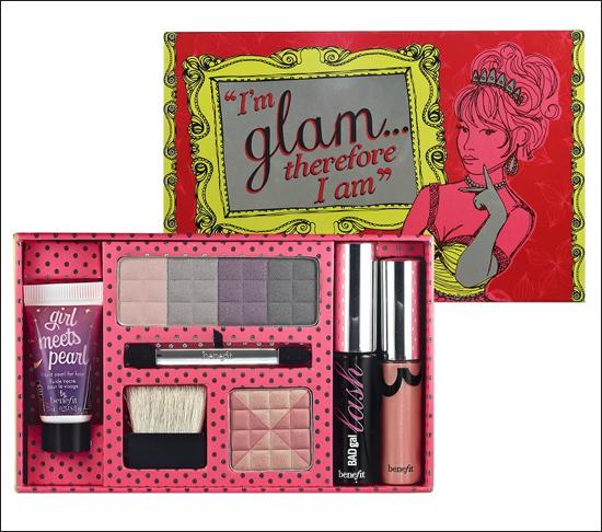 Benefit I\'m Glam...Therefore I am  ราคาส่งสินค้าเกรดเอเหมือนเค้าเตอร์ที่สุด