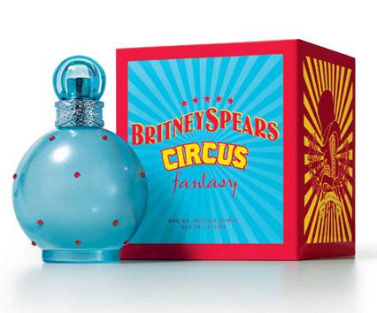 น้ำหอม Britney Spears Circus Fantasy EDP 100ml.พร้อมกล่อง