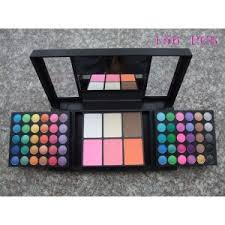 Mac 156 colors makeup palatte ครบเครื่องตลับสไลด์ไม่เลอะเทอะเนื้อสวยติดทนนาน 1