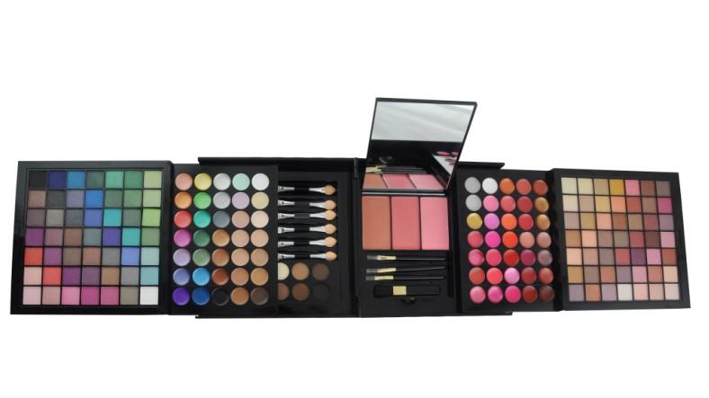 สินค้าพร้อมส่งแล้ว M.A.C. every color imaginable 177 colors applicator/mirror พาเลทกระเป๋าเครื่องสำอ