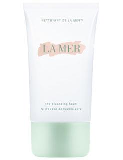 LA MER The Cleansing Foam 30ml. ผลิตภัณฑ์ทำความสะอาดผิวอันอ่อนโยน