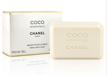 Chanel COCO MADEMOISELLE Savon Pour Le Bain Fresh Bath Soap 5.3 OZ-150 G.
