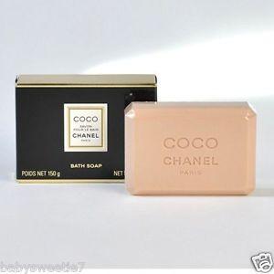 CHANEL Coco vaporisateur chanel Paris  Savon Pour LE Bain  Bath Soap 150g / 5.3oz