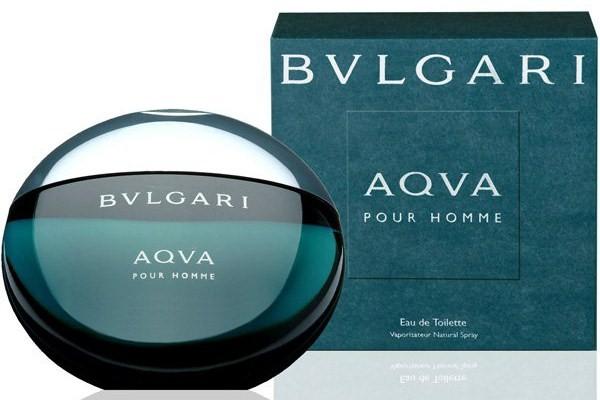 น้ำหอมสเปรย์ bvlgari aqva pour homme 100ml. for men