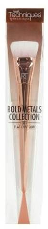 Real Techniques Bold Metals   (301 Flat Contour Brush)หัวกลมมนสำหรับคอนทัวร์