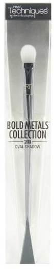 Real Techniques Bold Metals (200 Oval Shadow Brush)แปรงทาตาหรืออายแชโดว์อเนกประสงค์