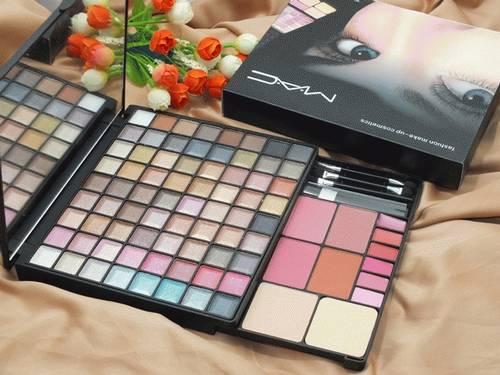 Mac Cosmetics Kit Eyeshadow Palette 83 Colors พาเลท 83สีจากmac 1
