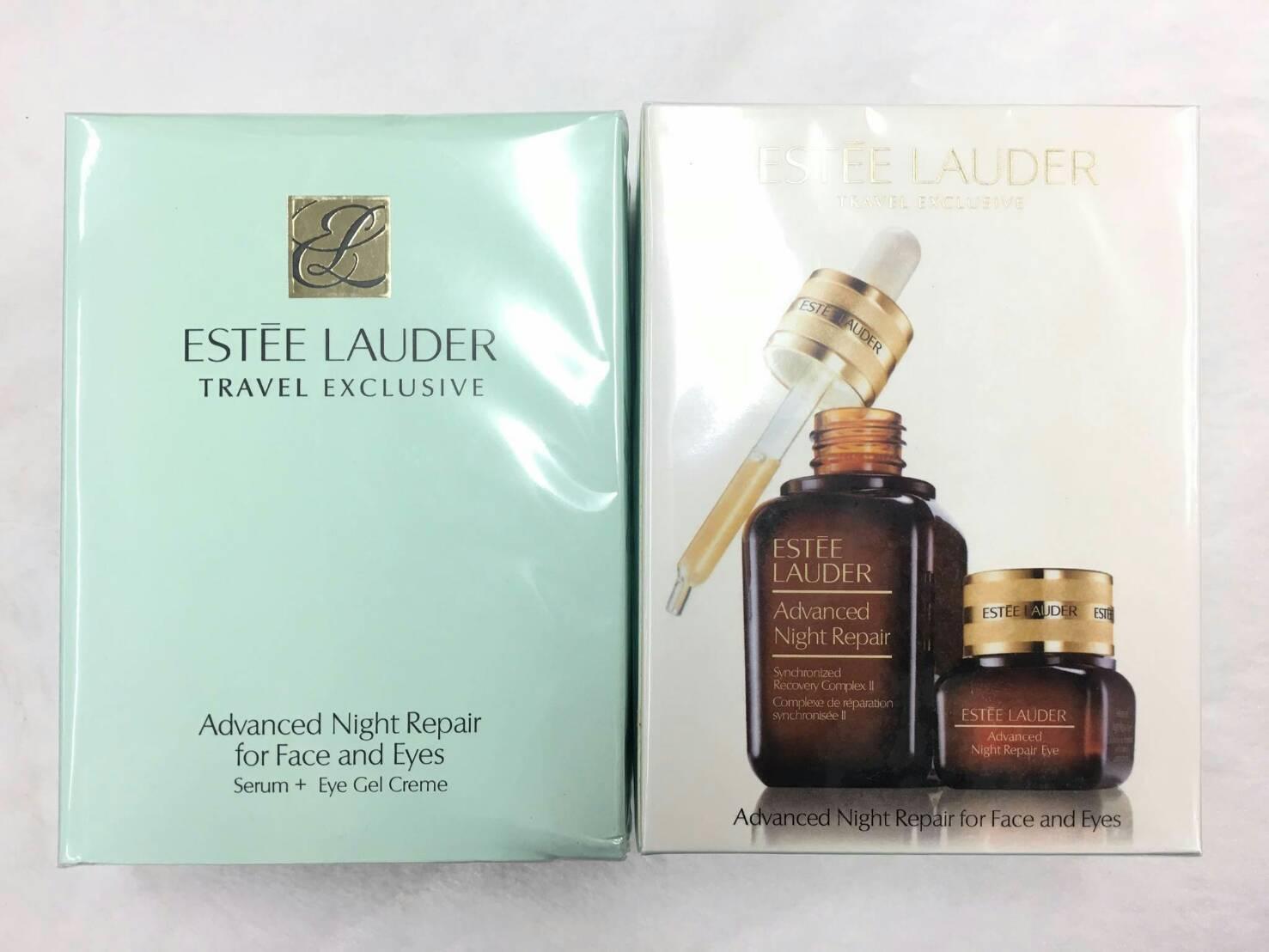 Estee Lauder Advanced Night Repair Concentrate 50 ml.+Holy Grail Eye Cream 15ml.