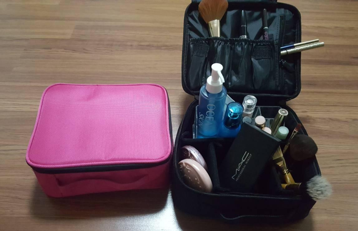 กระเป๋าใส่เครื่องสำอางค์ อเนกประสงค์ สินค้าถ่ายจากสินค้าจริง  (ไม่รวมอุปกรณ์)
