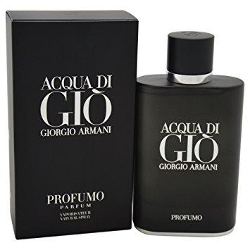 น้ำหอมผู้ชาย ARMANI ACQUA DI GIO สีดำ 125 ml. (หัวสเปรย์)