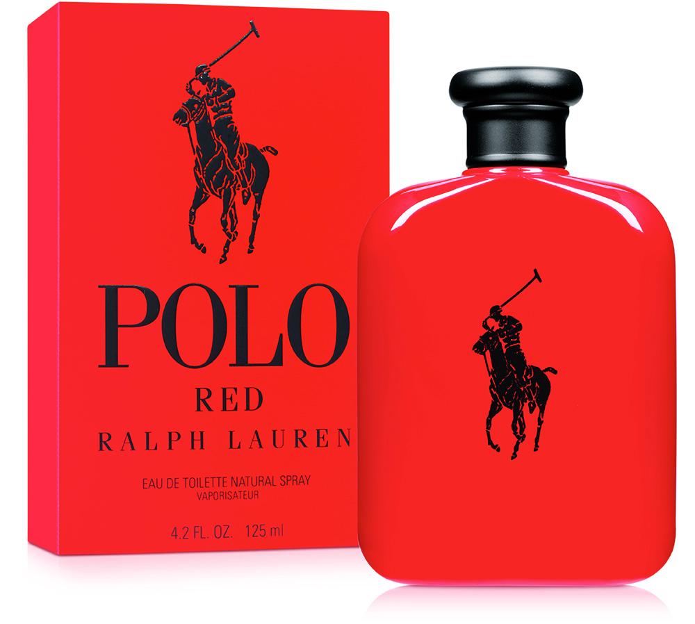 น้ำหอม Ralph Lauren Polo Red EDT 125 ml.