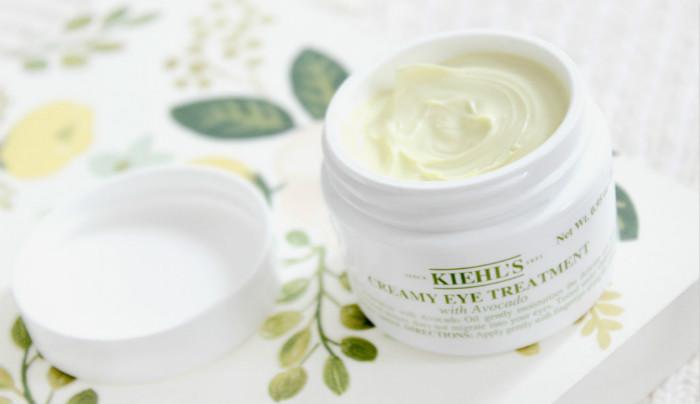 kiehl\'s  Creamy Eye Treatment with Avocado 14g.ไซค์เต็มไม่ใช่ขนาดทดลอง