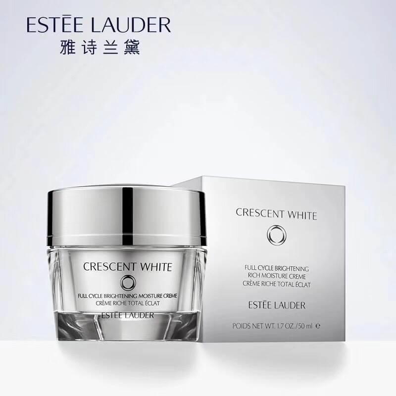 estee lauder Crescent White Full Cycle Brightening Moisture Crème 50ml.