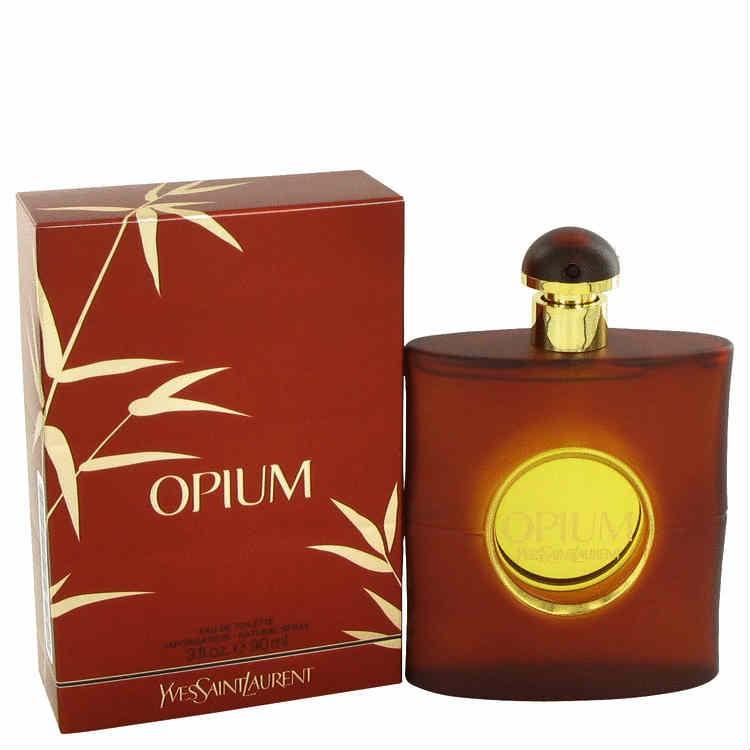 น้ำหอม Yves Saint Laurent Opium  90 ml.
