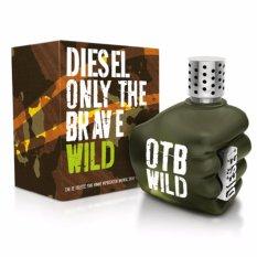น้ำหอม Diesel Only The Brave Wild EDT 75 ml.