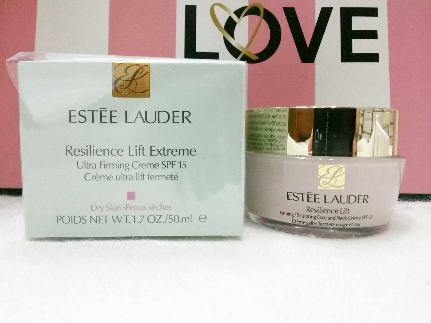 estee lauder resilience lift extreme ultra firming creme spf15 50ml.