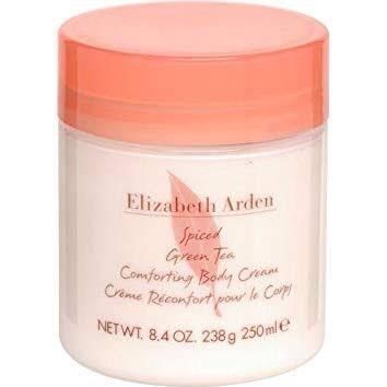 Elizabeth Arden Green Tea Nectarine Honey Drops Body Cream 250ml.กระปุกส้ม