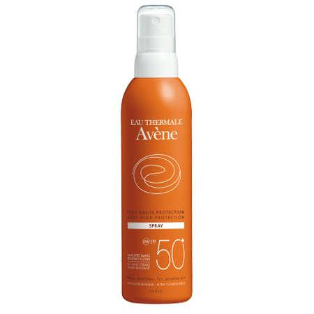 Avène Very High Protection Spray SPF50+ 200ml.