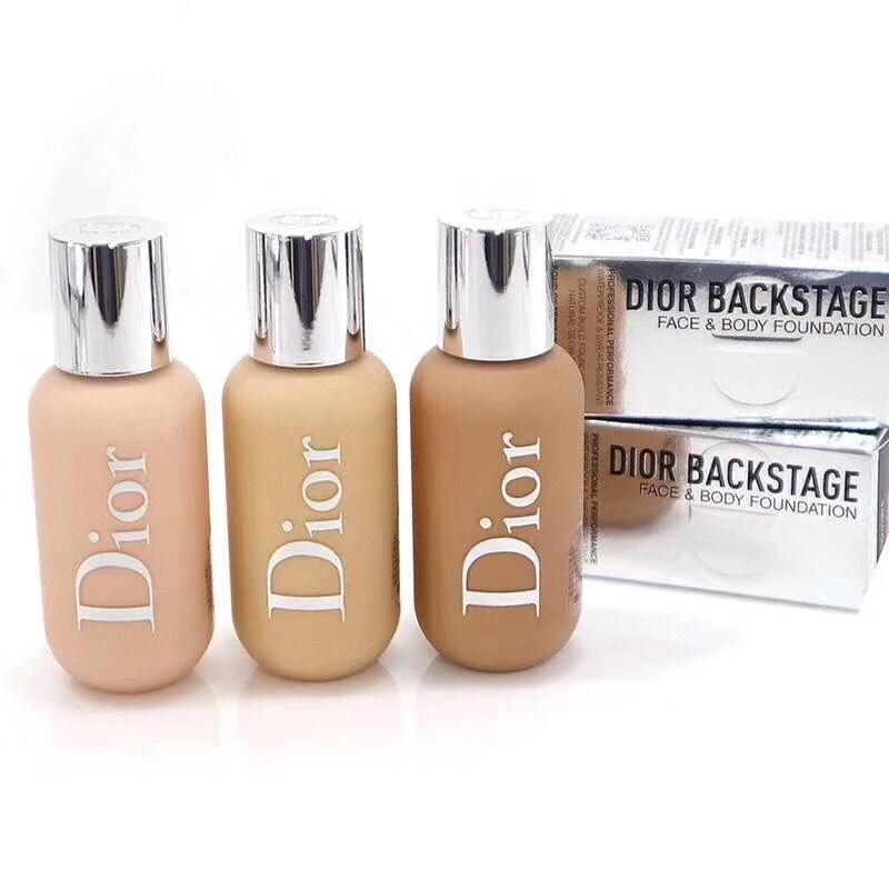 DIOR BACKSTAGE Backstage Face  Body Foundation 50ml. รอบนี้มาสีเดียว OCR