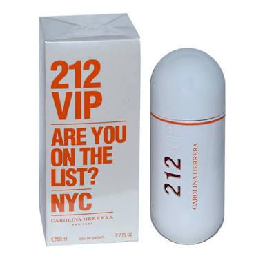 น้ำหอม Carolina Herrera 212 VIP ORANGE  for Women EDP 80ml พร้อมกล่อง