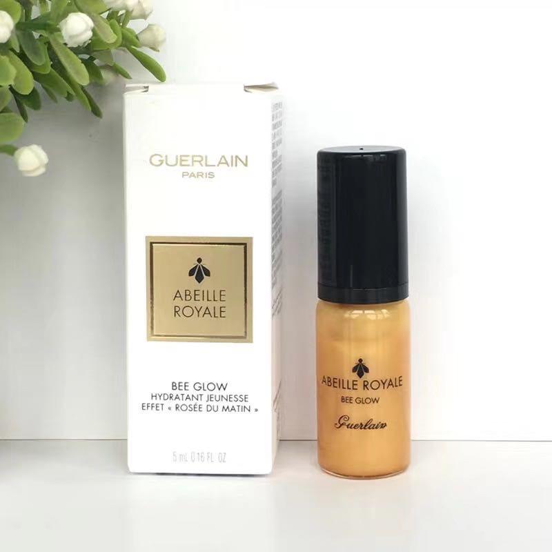 GUERLAIN Abeille Royale Bee Glow Youth Moisturizer Dewy Skin 5ml.