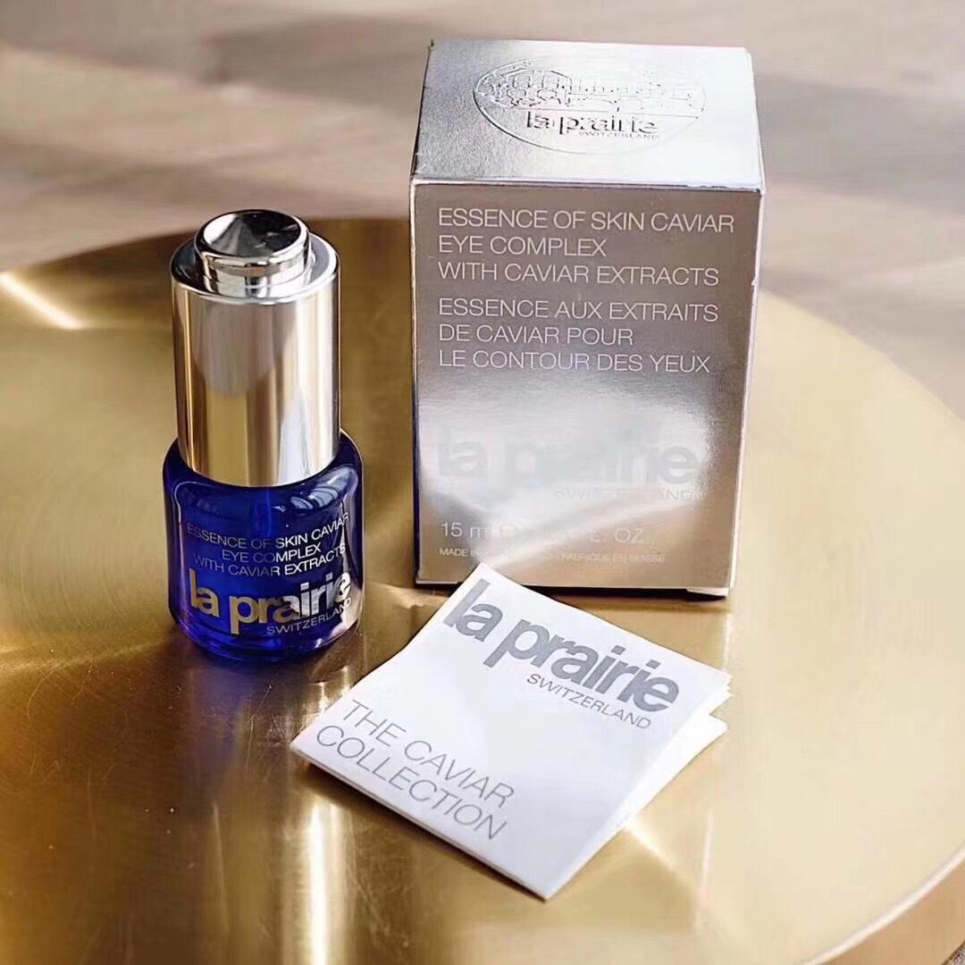 la prairie essence of skin caviar eye complex with caviar extracts 15 ml.อายเจลตัวดังงานแพง
