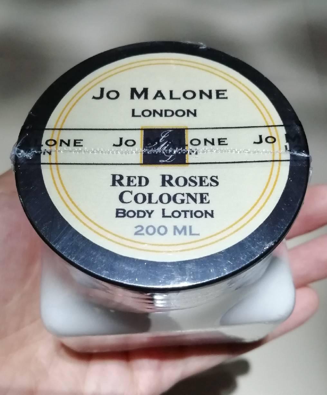 JO MALONE LONDON Red Roses cologne body lotion ขนาดใหม่เพิ่มปริมาณเป็น 250ml.ครีมน้ำหอม
