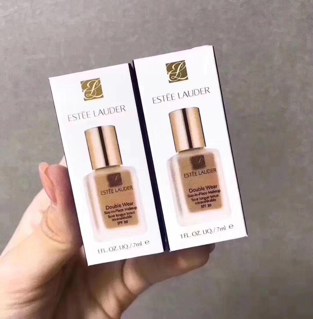Estee Lauder Double Wear Stay-in-Place Makeup SPF 10 PA+++ มี ขนาดทดลอง 7ml.รอบใหม่กล่องซับสวย
