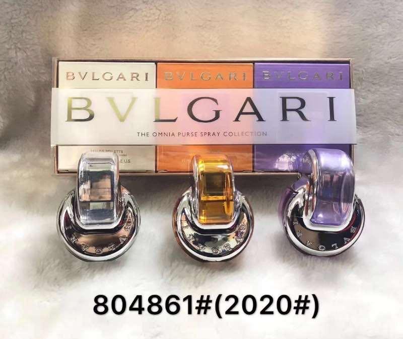 Bvlgari Omnia 3pcs Set (15ml. Tester Perfume)งานมิลเลอร์สวยๆ หัวสเปรย์ค่ะ