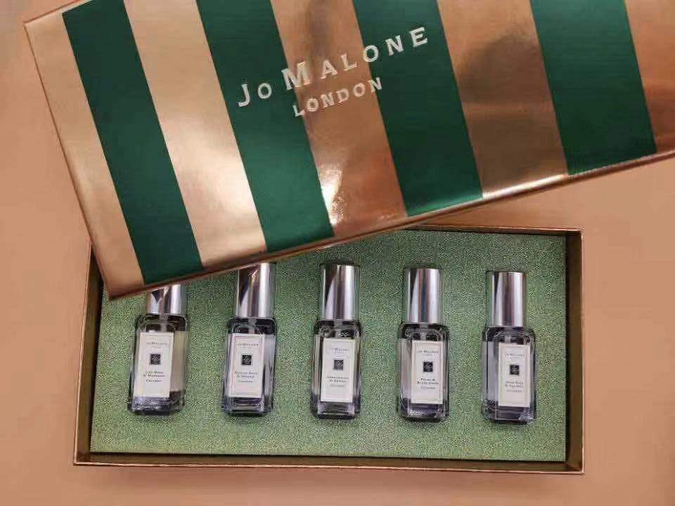 JO MALONE LONDON ชุดโคโลญจน์ Cologne Collection Limited Edition ขนาด 9 มล. กล่องเขียวมาใหม่