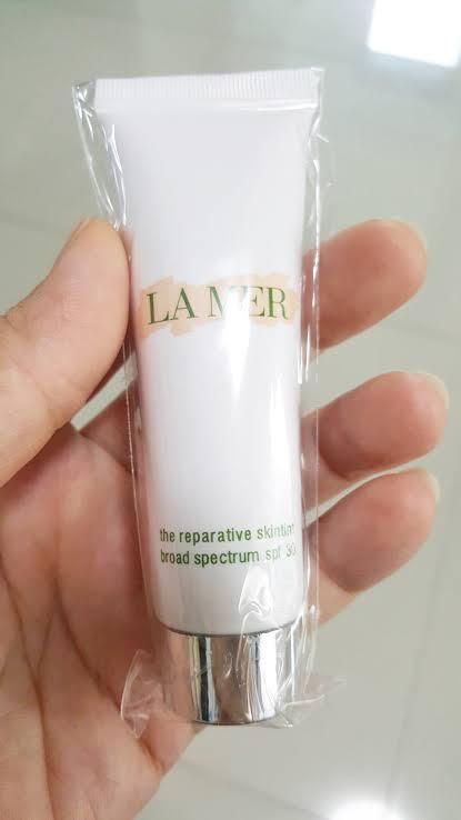 LA MER The Reparative Skintint SPF 30 in Medium 30ml ขนาดทดลอง กันแดดมีสี