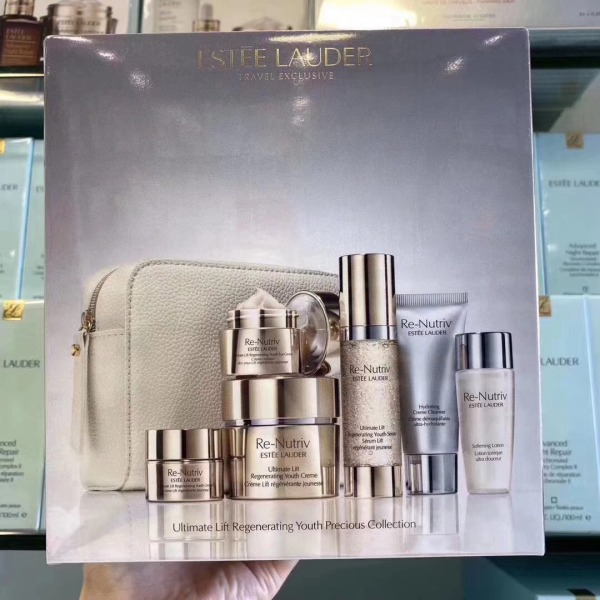 Estée Lauder Re-Nutriv Ultimate Lift Regenerating Youth Precious Collection  คอลเลคชั่น 7ชิ้น
