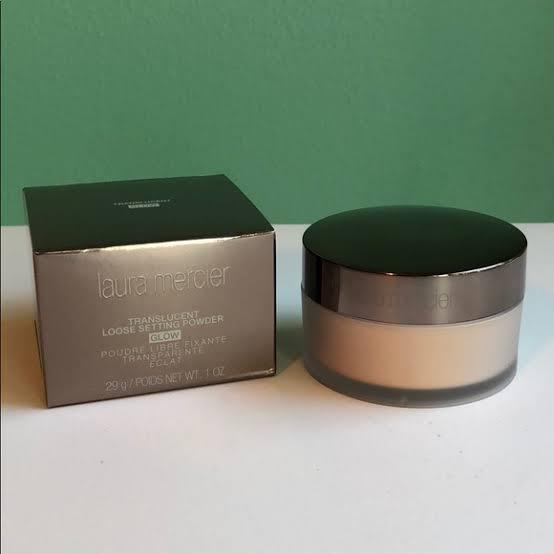 แป้งฝุ่น Laura Mercier Translucent Loose Setting Powder (Glow) สีTranslucent ขนาด 29 กรัม