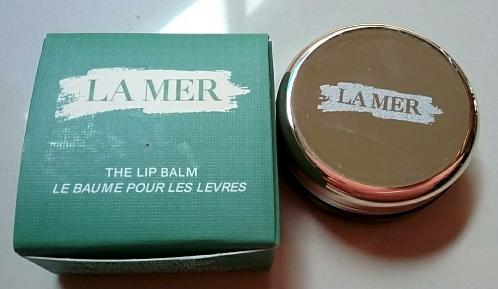 La Mer The Lip Balm 5g.ลิปบาล์มหรูหราแพคเกจและตลับแบบใหม่ ถ่ายจากสินค้าจริง