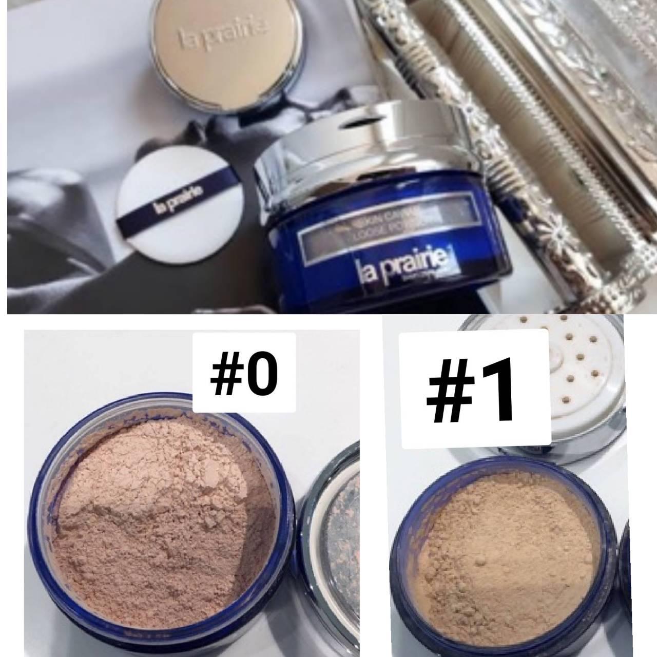 LA PRAIRIE  แป้งฝุ่น Skin Caviar Loose Powder 15G.มีให้เลือก 2 เบอร์โปรดระบุ 1