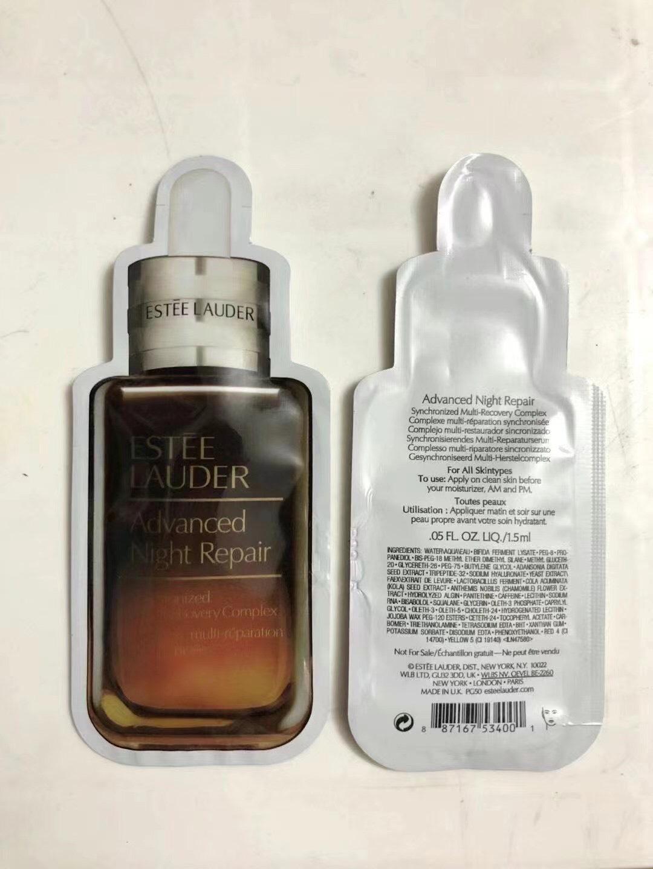 Estee Lauder Advanced Night Repair Concentrate แพคเกจใหม่ ขนาดทดลองซองใช้ต่อครั้ง (แพค 10 ชิ้น)