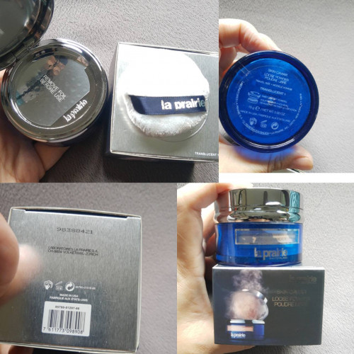 LA PRAIRIE  แป้งฝุ่น Skin Caviar Loose Powder 15G.มีให้เลือก 2 เบอร์โปรดระบุ 2