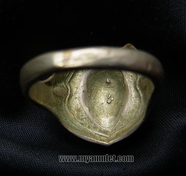 แหวน หลวงพ่อเต๋ คงทอง วัดสามง่าม 2