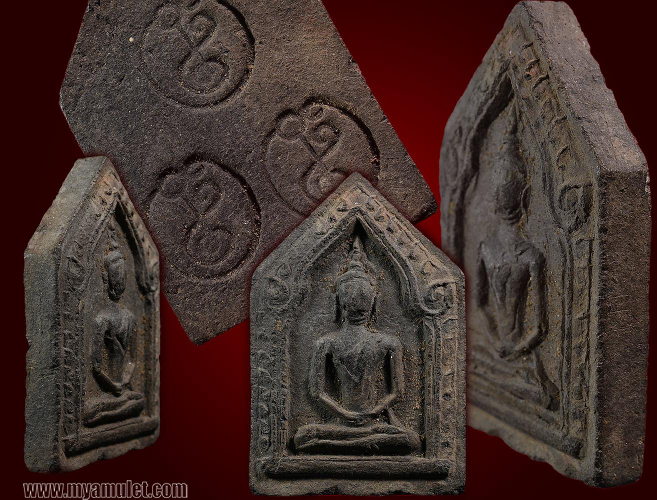 พระขุนแผนพิมพ์ใหญ่ 3 โค้ด อ.ชุม ไชยคีรี วัดพระบรมธาตุ ปี 2497 (จองแล้ว)