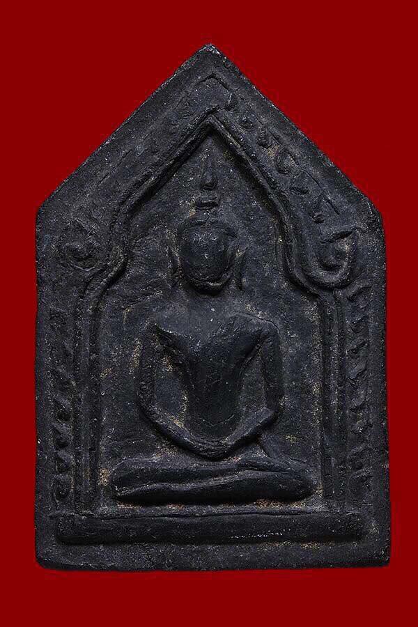 พระขุนแผนพิมพ์ใหญ่ สองโค้ด อ.ชุม ไชยคีรี วัดพระบรมธาตุ ปี 2497 (จองแล้ว)