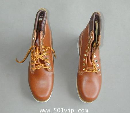 NEW boot RANGER สีน้ำตาล Taiwan ปี 1980 size 8.5 us หรือ 42.5 eu